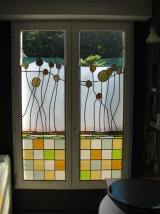 vitrail - fenêtre
